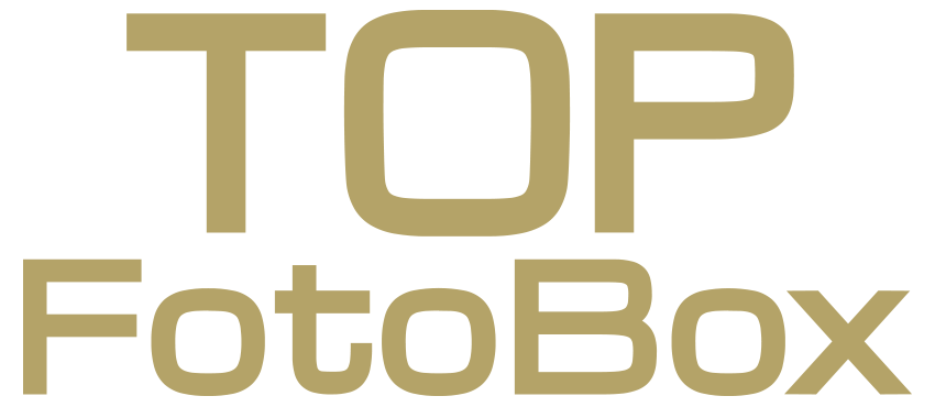 top fotobox logo gold