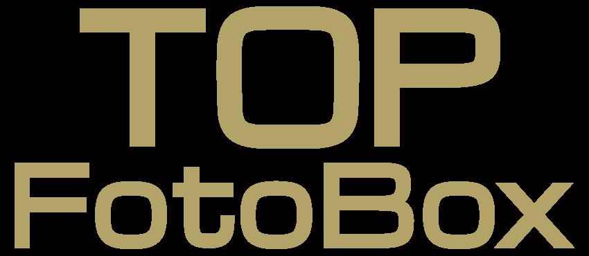 top fotobox logo gold